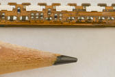 Electronic circuit components 'printed' onto a thin flexible film with copper conductors